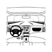 Applying CV for Autonomous Vehicles using MATLAB
