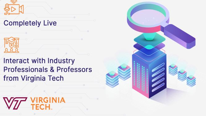 Certification Program in Business Analytics and AI from Virginia Tech