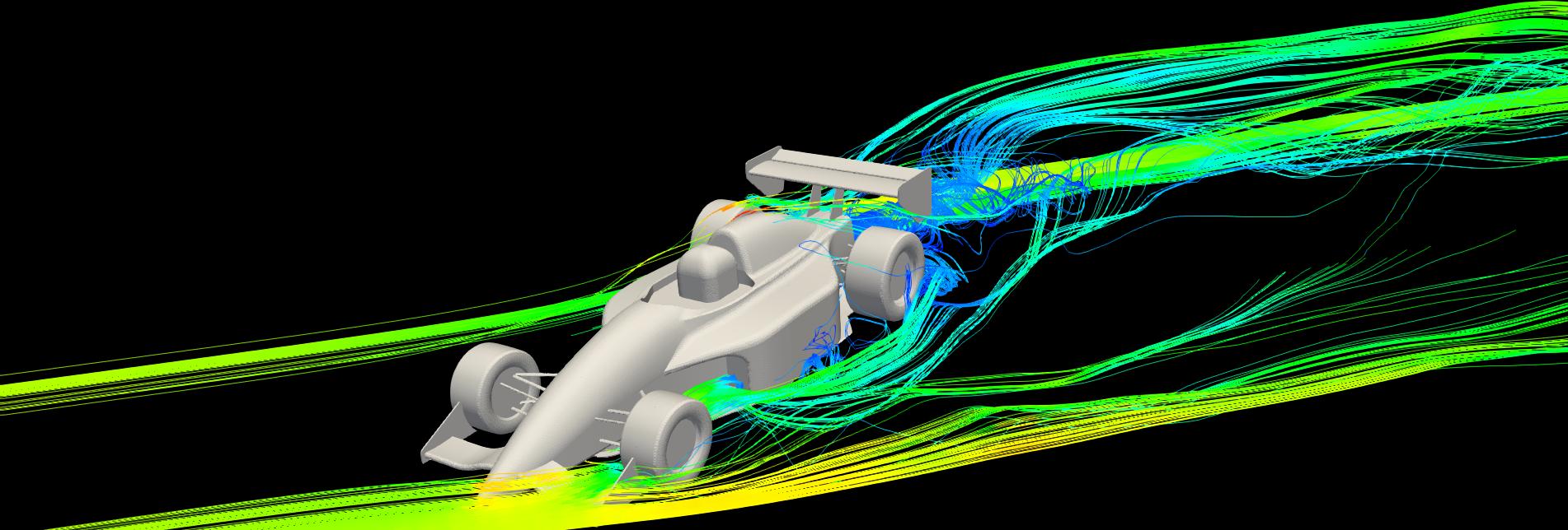 CFD Applications using scFlow