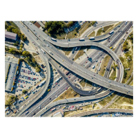 Designing a Roadway Project Using InfraWorks, Civil 3D, and Map 3D