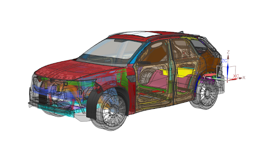 Masters Certification Course on Automotive BIW Design and Development