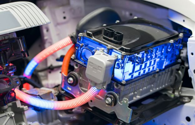 Masters in Battery Technology for Mechanical Engineers