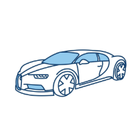 Surface Modelling of an Aston Martin Car using SolidWorks