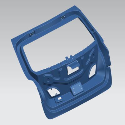 Automotive Back Door Design