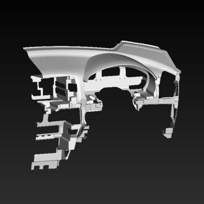 Modelling of an Automotive IP Trim component by using ANSA